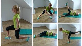 Sexy Legs Workout -  Benen en Billen