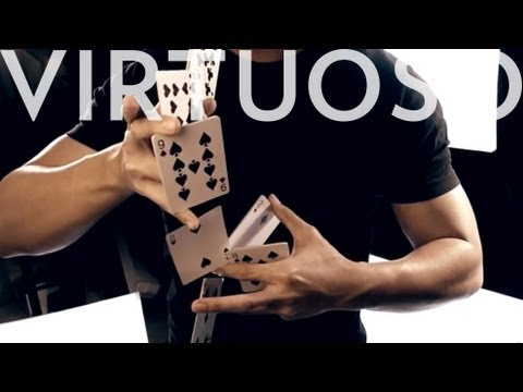 Card Flourishes - Virtuoso : Test Room