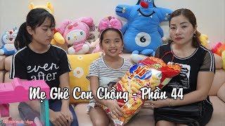 Mẹ Ghẻ Con Chồng Phần 44 - Con Cũng Muốn Ăn Bim Bim Khổng Lồ -  - Mẹ Thiên Vị - MN Toys Family Vlogs