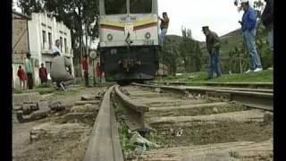 Riding the rails of Ecuador Part 1 of 2