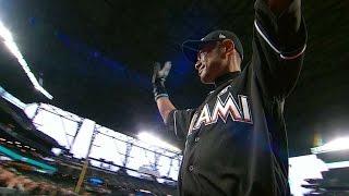 MIA@SEA: Ichiro honored in return to Seattle