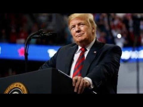 Trump calls US defense spending 'crazy'