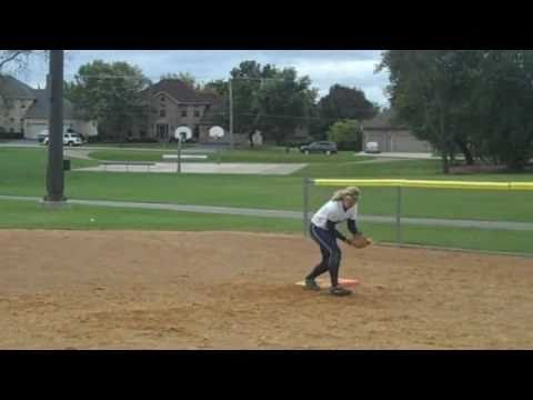 Laura Behnke 2011 - Softball Recruiting Video