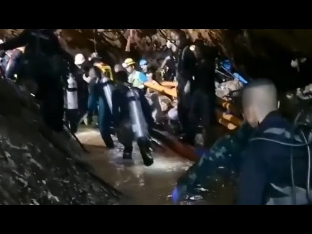 Thai cave rescue: Whats next for the boys?