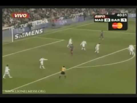 - Lionel Messi vs. Real Madrid 2005 -.mp4
