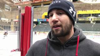 Playoff-Interview: Simon Moser