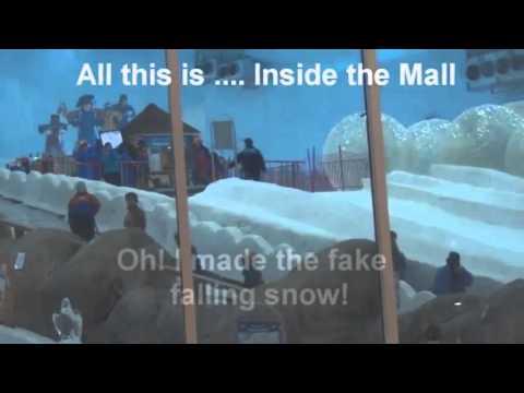 Ski Dubai - Snow World -  Mall of the Emirates