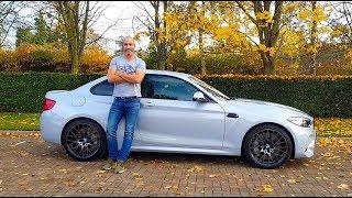 BMW M2 Competition Press Car - M140i owner verdict