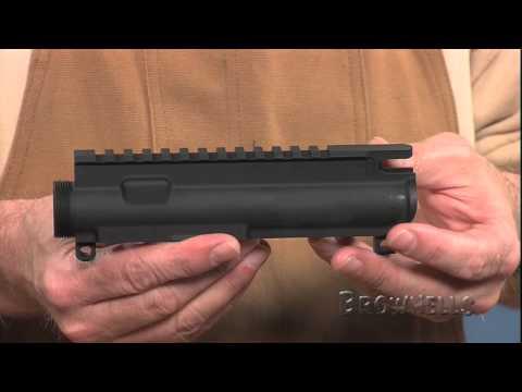 Brownells -  AR-15/M16 Flattop Upper Receiver