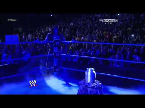 The Undertaker Entrance (2013) video