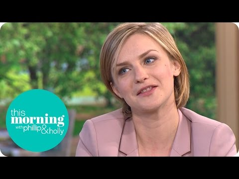 Faye Marsay On Hitting Maisie Williams And Working With Helena Bonham Carter | This Morning