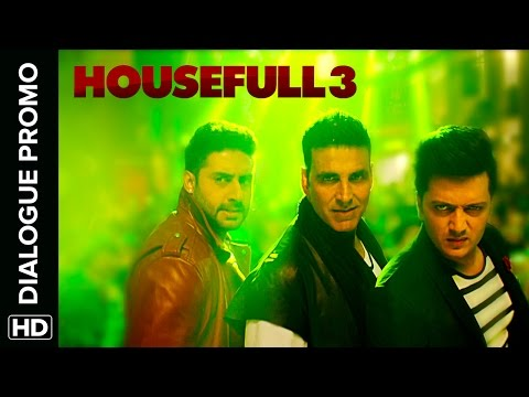 The Housefull Gang Is Masst | Housefull 3 | Dialogue Promo