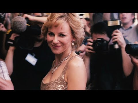 Diana Trailer 2013 Naomi Watts – Princess Diana Movie – Official [HD]