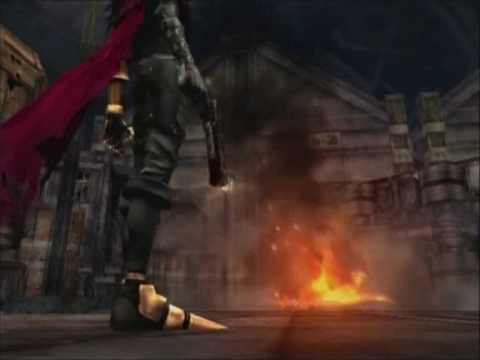 Dirge of Cerberus Final Fantasy VII - Sonata Arctica The Gun