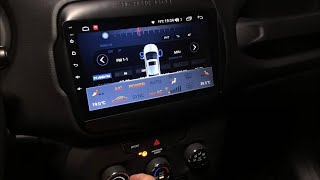 Acessórios Jeep Renegade PCD 2019. MULTIMÍDIA INTEGRADA AO SISTEMA ORIGINAL JEEP. Confira