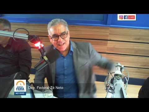 Entrevista com o Deputado Federal Zé Neto - Parte I