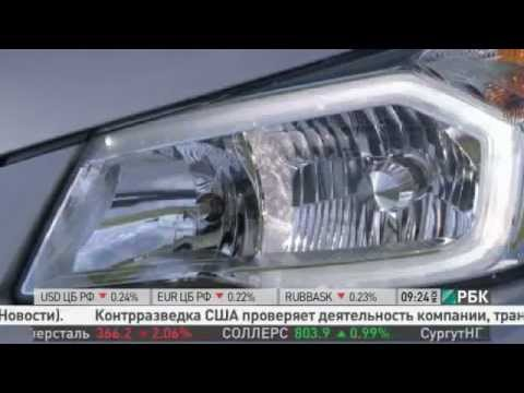 Тест-драйв Subaru Forester SJ 2013