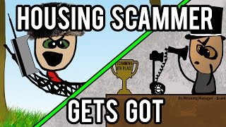 Pranking Scammers: Craigslist Rental Scammer Gets Heated - The Hoax Hotel