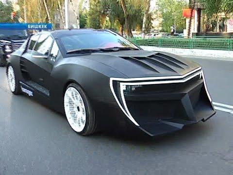 Тулпар-Карагер - первый кыргызский автомобиль