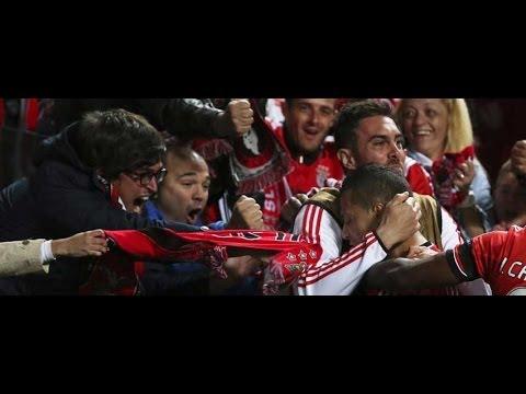 Liga Europa | Benfica 2 1 Juventus | Relato dos Golos (Antena 1)