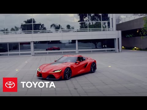 Idea to Life | Toyota FT-1