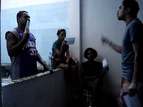 Kirk Franklin - I Smile ( Cover )- Verso Em Portugus - Ensaio Projeto Bonfire - Rj video