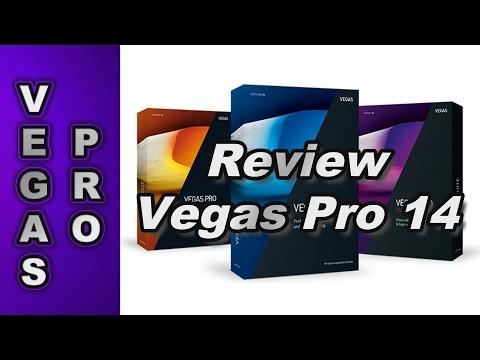 VEGAS Pro 14 Review (MAGIX)