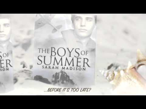 The Boys of Summer Book Trailer