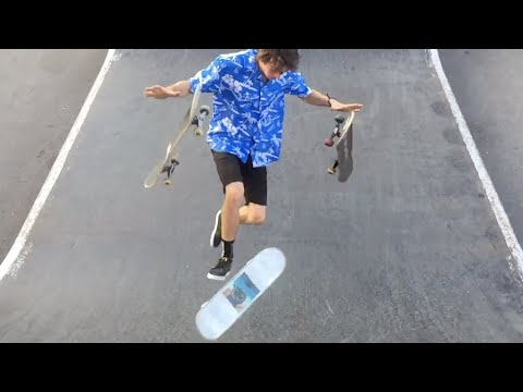80 Skateboard Tricks You Need To See!