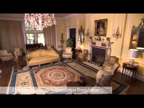 The Coolest Stuff on the Planet- The Mansions of Newport, Rhode Island