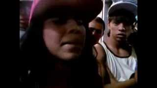 Freestyle Mestiza Vs Bengali (Batalla de RAP Femenina)