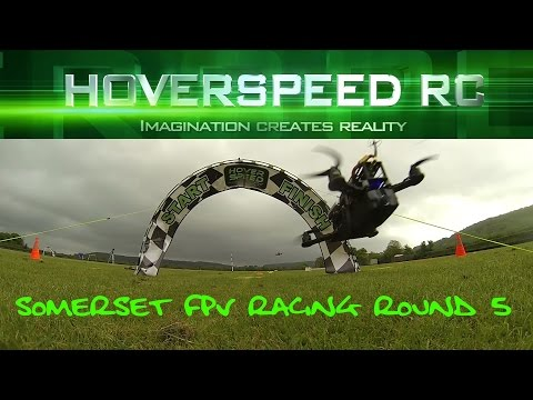 FPV Racing Mini Quadcopters Spanky 6 Chase 60fps
