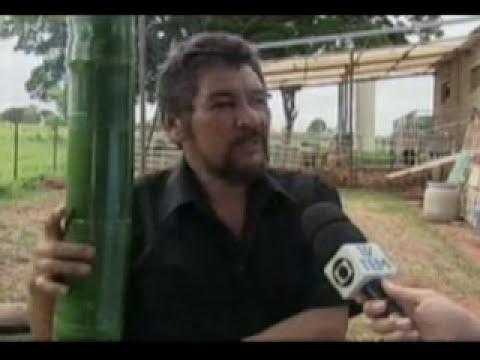 Produtor rural desenvolve cerca sustentável