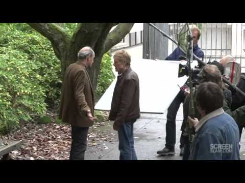 THE COMPANY YOU KEEP: On Set With Robert Redford