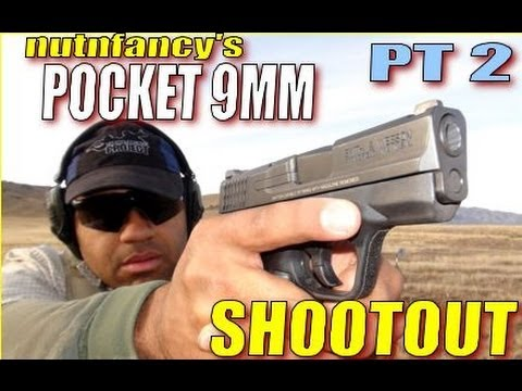 Pocket 9mm Shootout Part 2 by Nutnfancy