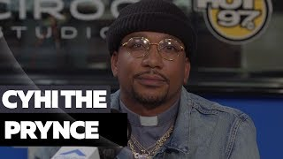 CYHI THE PRYNCE FREESTYLE ON FLEX | #FREESTYLE084