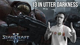 StarCraft II Wings of Liberty - Mission 13 - In Utter Darkness