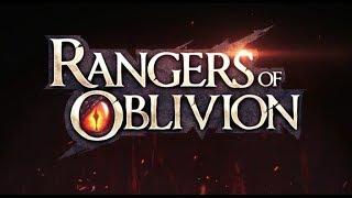 💀RANGERS OF ABLIVION! MMORPG ONLINE COM GRAFICOS DE PC! CONFERINDO O GAME! (ANDROID)