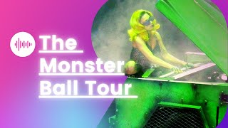 Lady Gaga | The Monster Ball Tour | DVD | Dolby Digital 5.1 |