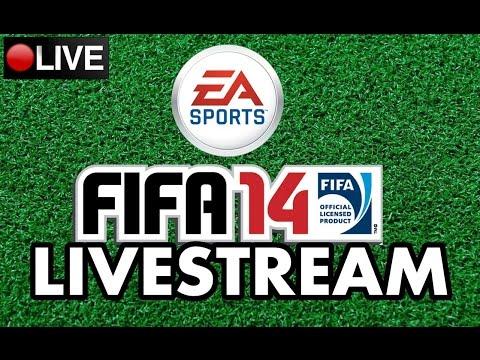 LIVESTREAM FIFA 14 #3