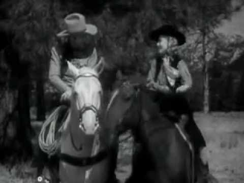 Take Me Back to Oklahoma - Full Length Western Movie with Tex Ritter