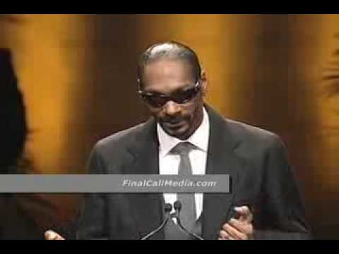 Snoop Dogg embraced Islam and says his first Salamu Alaykum.