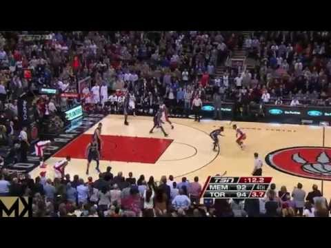 Toronto Raptors All-Star Guard Kyle Lowry: 14-15 Mid-Season Mix