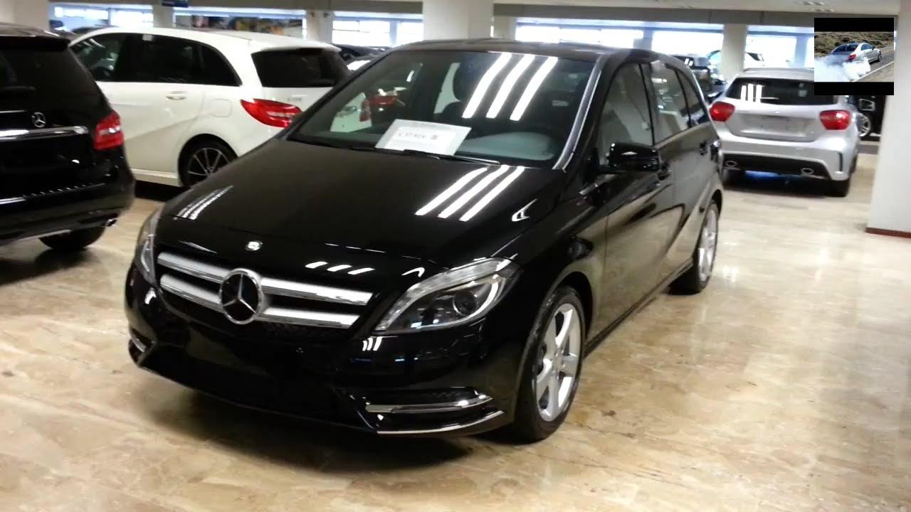 Mercedes benz b class 2014 in depth review interior for Mercedes benz b class 2014