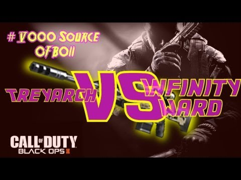 Black Ops 2 Domination! Yemen {21-3} Balista ( Infinity Ward VS Treyarch ) Part 1