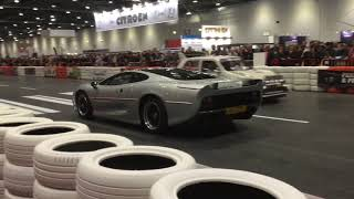 The London Classic Car Show | ExCeL Exhibition Centre | 16/02/2019