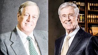 Are The Koch Brothers' Old Asses On Their Way Out?