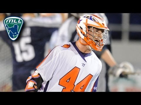 Week 5 MLL Highlights: Hamilton Nationals at Chesapeake Bayhawks