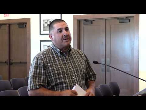 Taos County Board of Commissioners Regular Meeting - Sept. 8, 2015