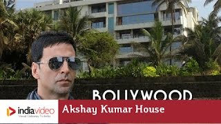 Akshay Kumar and Twinkle Khanna's House in Mumbai | Bollywood Celebrity Homes
